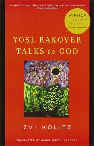 Yosl Rakover Talks to God  N/A edition cover