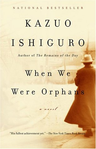 When We Were Orphans  Reprint edition cover