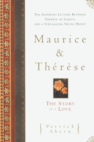 Maurice and Therese The Story of a Love Reprint  edition cover