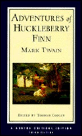 Adventures of Huckleberry Finn  3rd 1999 edition cover