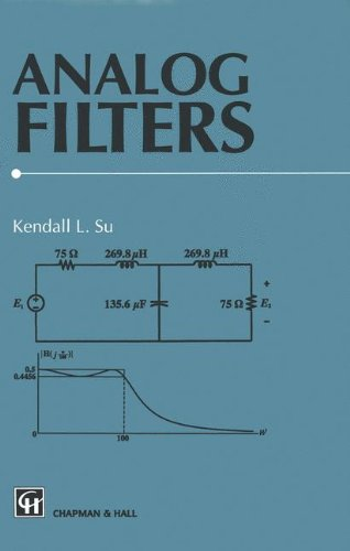 Analog Filters  N/A edition cover