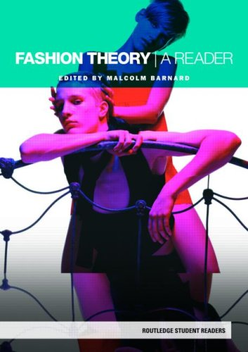Fashion Theory A Reader  2007 9780415413404 Front Cover