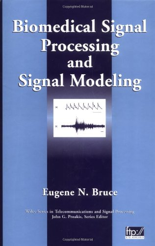 Biomedical Signal Processing and Signal Modeling   2001 edition cover