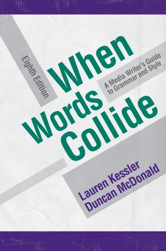 When Words Collide  8th 2012 edition cover