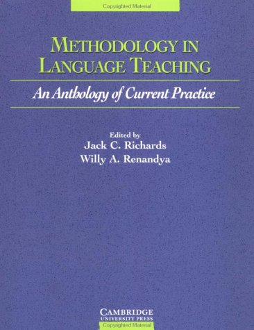 Methodology in Language Teaching An Anthology of Current Practice  2001 (Student Manual, Study Guide, etc.) edition cover
