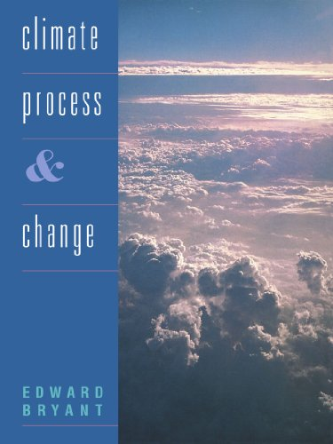 Climate Process and Change   1997 9780521484404 Front Cover