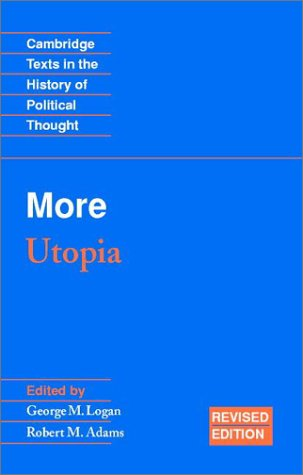 More Utopia 2nd 2002 (Revised) edition cover
