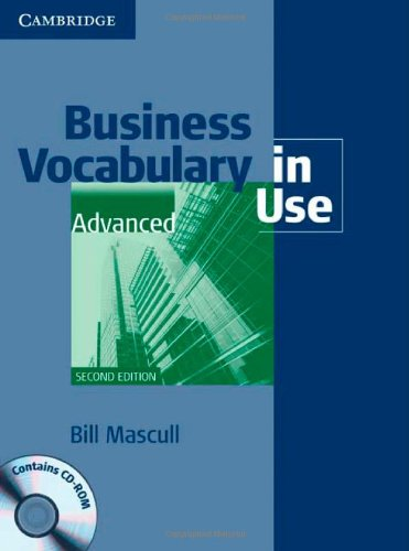 Business Vocabulary in Use Advanced  2nd 2010 (Revised) edition cover