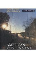 American Government Advanced Placement 11th 2008 9780618955404 Front Cover