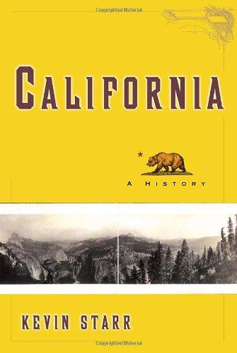 California A History  2005 edition cover
