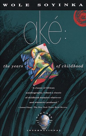 Ake The Years of Childhood N/A edition cover