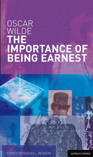 Importance of Being Earnest   2007 edition cover