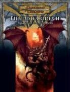Fiendish Codex II : Tyrants of the Nine Hells N/A 9780786939404 Front Cover