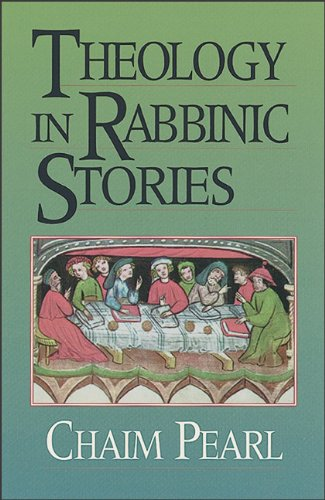 Theology in Rabbinic Stories  N/A edition cover