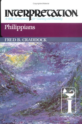 Philippians  N/A edition cover