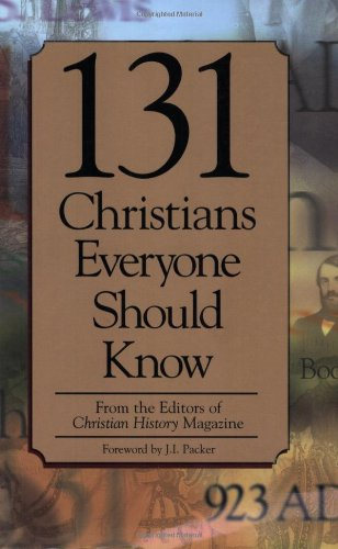 131 Christians Everyone Should Know   2000 edition cover