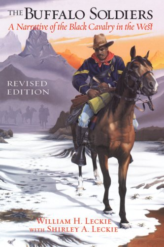 Buffalo Soldiers A Narrative of the Black Cavalry in the West 2nd 2007 (Revised) edition cover