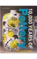 Ten Thousand Years of Pottery  4th 2000 edition cover