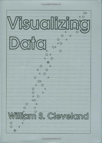 Visualizing Data  1993 edition cover