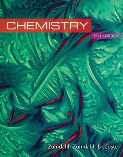 General Chemistry:   2017 9781305957404 Front Cover