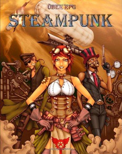 Steampunk  N/A edition cover