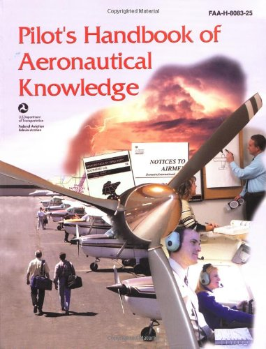 Pilot's Handbook of Aeronautical Knowledge FAA-H-8083-25, December 2003 2003rd 2003 edition cover