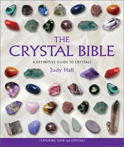 Crystal Bible   2003 9781582972404 Front Cover