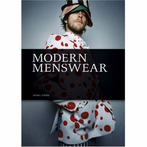 Modern Menswear   2008 9781856695404 Front Cover