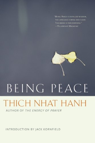 Being Peace  2nd 2005 edition cover