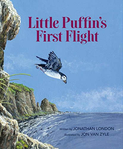 Little Puffin's First Flight   2015 9781941821404 Front Cover