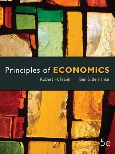 Principles of Economics  5th 2013 edition cover