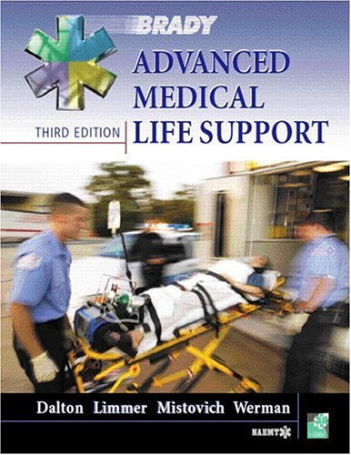 Advanced Medical Life Support  3rd 2007 (Revised) edition cover