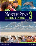NorthStar Listening and Speaking 3 with MyEnglishLab  4th 2014 9780132940405 Front Cover