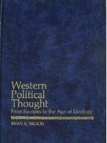 Western Political Thought From Theory and Ideology  1982 9780139516405 Front Cover
