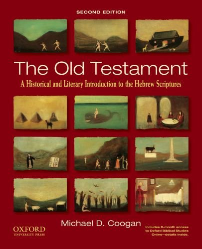 Old Testament A Historical and Literary Introduction to the Hebrew Scriptures 2nd 2011 9780195378405 Front Cover