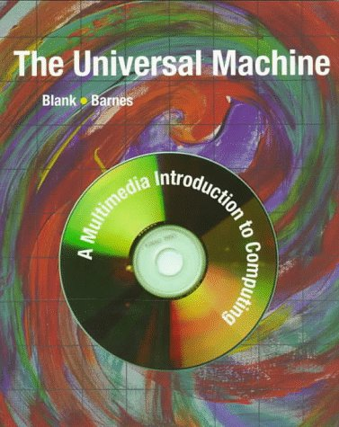 Universal Machine : A Multimedia Approach to Computing  1997 9780256211405 Front Cover