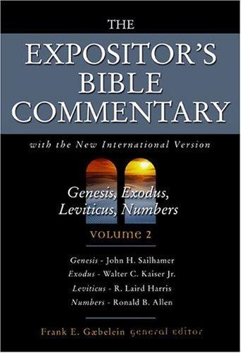 Genesis, Exodus, Leviticus, Numbers   1990 edition cover