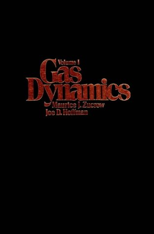 Gas Dynamics   1976 edition cover