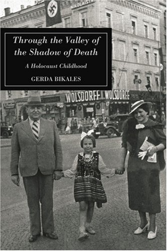 Through the Valley of the Shadow of Death A Holocaust Childhood  2004 edition cover
