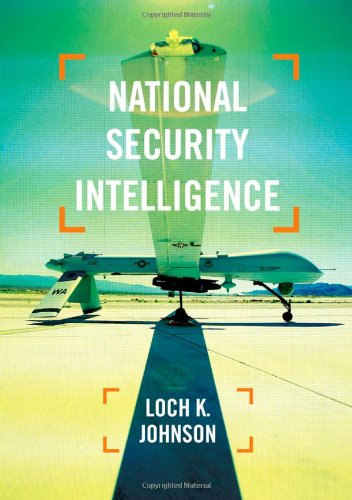 National Security Intelligence   2012 edition cover