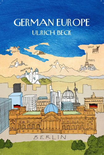 German Europe   2013 edition cover