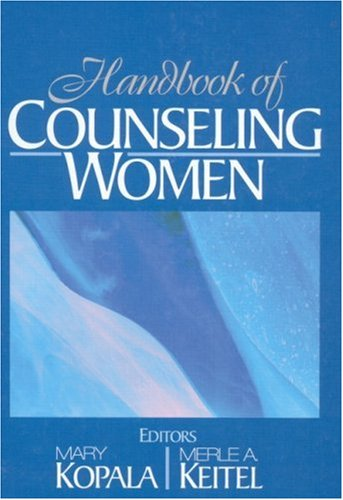 Handbook of Counseling Women   2003 edition cover