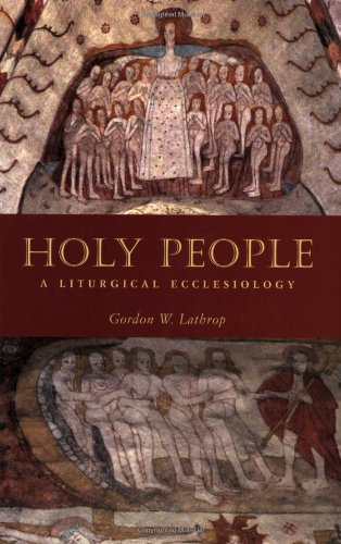 Holy People A Liturgical Ecclesiology N/A edition cover