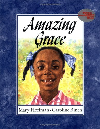 Amazing Grace  25th 1991 edition cover