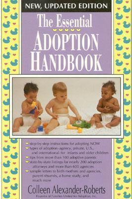 Essential Adoption Handbook   1993 (Revised) 9780878338405 Front Cover