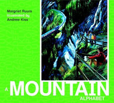 Mountain Alphabet   2009 9780887769405 Front Cover
