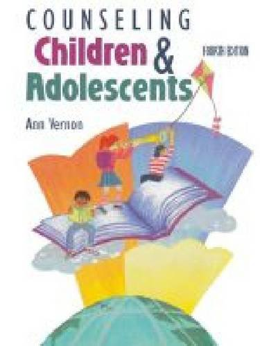 Counseling Children and Adolescents  4th 2009 edition cover