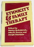 Ethnicity and Family Therapy   1982 edition cover