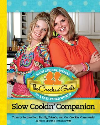 CROCKIN' GIRLS SLOW COOKIN' CO N/A edition cover