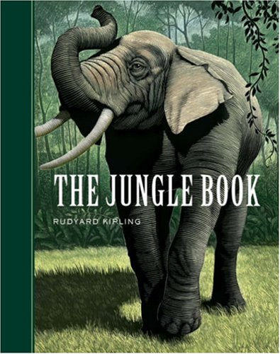 Jungle Book   2007 edition cover